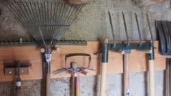 Mode d'emploi et entretien: Quoi faire avec vos outils de jardin avant