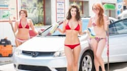 Car Wash Aims To Get Your Heart
