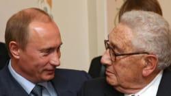 「プーチンはスターリンではない」キッシンジャーは語る