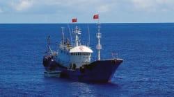 サンゴ密猟、罰則強化の改正案成立 小笠原に中国船、依然70隻