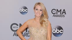 Carrie Underwood Cleverly Hides Her Baby