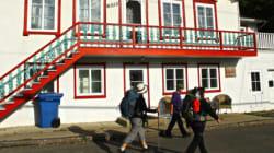 Sur le chemin du Compostelle québécois: Château-Richer à Sainte-Anne-de-Beaupré