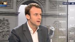 Impôts: le service après-vente de Macron pour préciser les propos