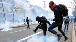 Mort de Rémi Fraisse: incidents lors d'une manif interdite à