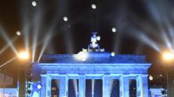 Des milliers de ballons dans le ciel de Berlin pour les 25 ans de la chute du