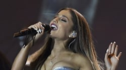 Ariana Grande enchante les MTV Music