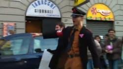 I nazisti dell'Illinois invadono Bergamo