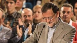 Rajoy, desaparecido tras el