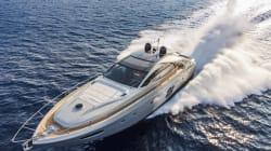 Debutta il nuovo yacht firmato Ferretti