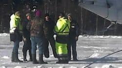 Cinq adolescents rapatriés sains et saufs dans la