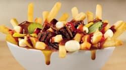 Burger King: la poutine burger enfin disponible au