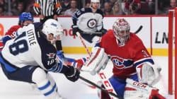 La vigilance de Carey Price permet au Canadien de blanchir les Jets