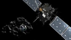 Philae a transmis les données du forage sur la comète avant de