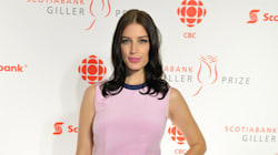Pregnant Jessica Pare Covers Up Tiny Baby
