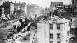 Il primo uomo fotografato è di monsieur Daguerre. Riuscite a