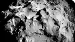 Mission Rosetta : découvrez les premières images prises sur la