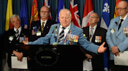 Angry Vets To Soldiers: Help Us Beat Harper In Next
