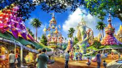 LOOK: Cirque Du Soleil To Open Theme Park In