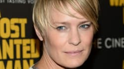 Robin Wright annule ses fiançailles