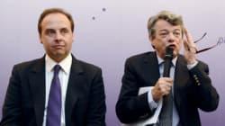 Jean-Christophe Lagarde succède à Jean-Louis Borloo à la tête de