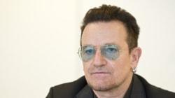 Plus de peur que de mal pour Bono à son atterrissage à