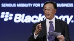 BlackBerry Partners With