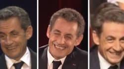 Les 4 blagues ressassées par Nicolas Sarkozy en