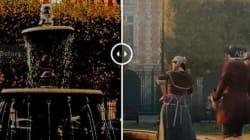 Comparez le Paris d'Assassin's Creed Unity et le Paris