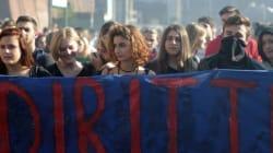 Nasce il Social strike: in piazza chi non ha diritto di