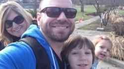Sono un padre, ho un cancro ai polmoni al quarto stadio. E questo è quello che