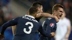Revivez les buts de France -