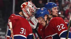 Canadiens de Montréal : un meilleur bilan que l'an dernier à l'approche de la