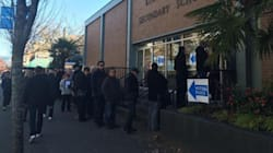 Vancouver Voters Pack Polling Stations Amid Tight Mayoral