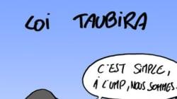 Loi Taubira: opinion pour