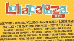 Lollapalooza Brasil 2015: veja o line-up completo do