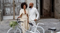 LOOK: Solange Knowles Wore A Cape To Her