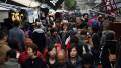 Global Jitters As Japan Slips Into Unexpected
