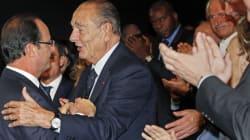 Chirac-Hollande, le duo réuni à nouveau