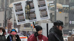 Des organismes communautaires fermés pour dénoncer l'austérité