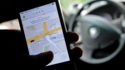 Uber interdit à New Delhi après le viol présumé d'une