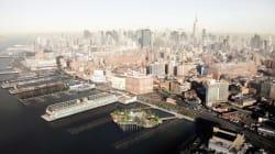 Ce parc flottant à New York pourrait devenir