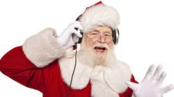 Les 10 chansons de Noël... qu'on a trop