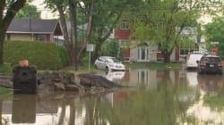 Zones inondables : Régis Labeaume passe au niveau supérieur