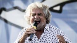Beppe Grillo denuncia l'Huffington