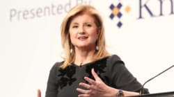 Success Means Embracing Downtime, Says Arianna