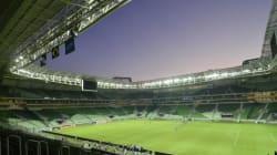 Palmeiras inaugura nova casa sem clima de