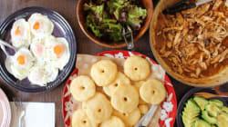 日本にないのが不思議なくらい、日本人好みのベネズエラ家庭料理