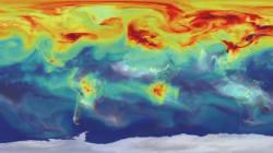 L'hypnotisant (mais terrible) parcours du CO2 dans