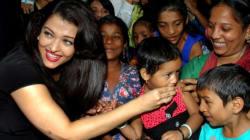 Aishwarya Rai Won't Even Dress Down Around