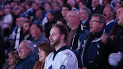 Here's What Maple Leafs Fans Did When The U.S. Anthem